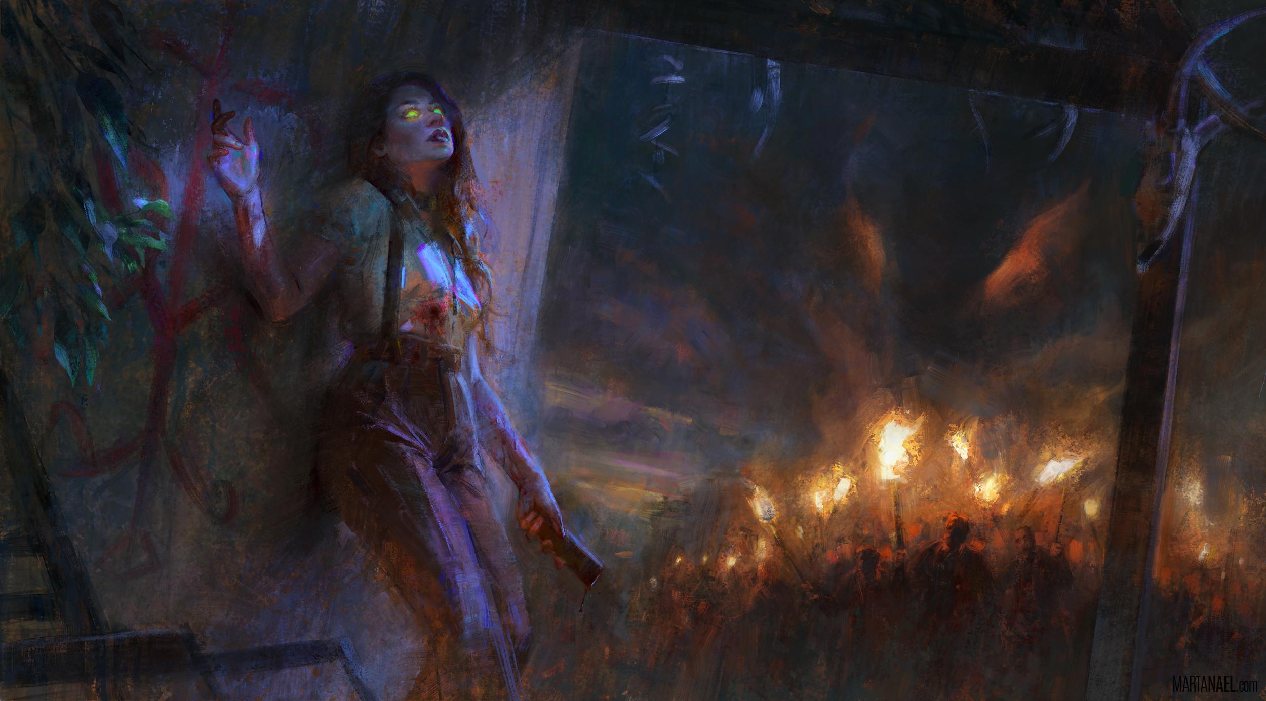 Laura - Spooky South by MartaNael