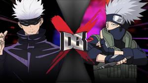Gojo vs Kakashi DBX