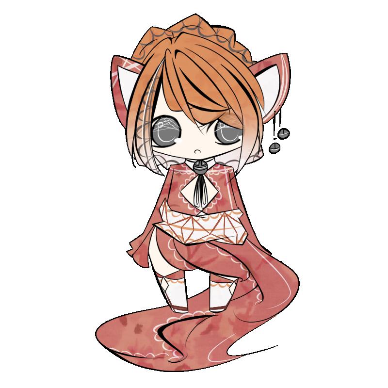 Oriental Fox Adopt - CLOSED! by puromisu