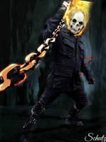 ghost rider by brazilking
