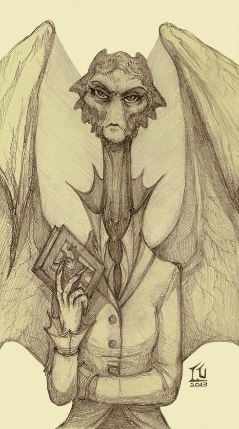Dean Hardscrabble by Lurelin