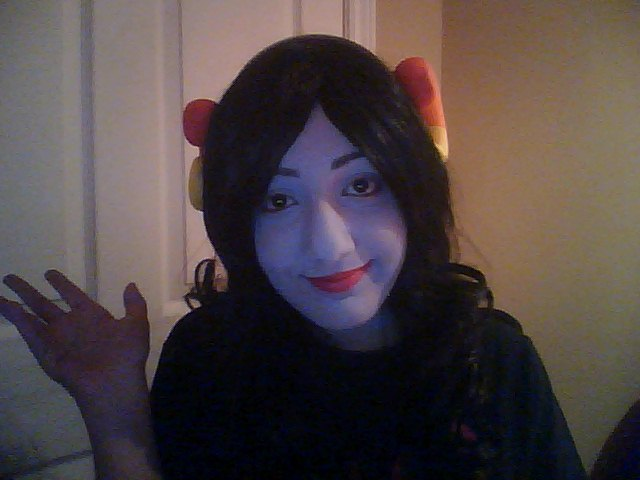 Aradia cosplay by gotenismine