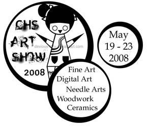 Art Show T-Shirt Design
