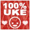 100 Percent Uke by devious-tofu