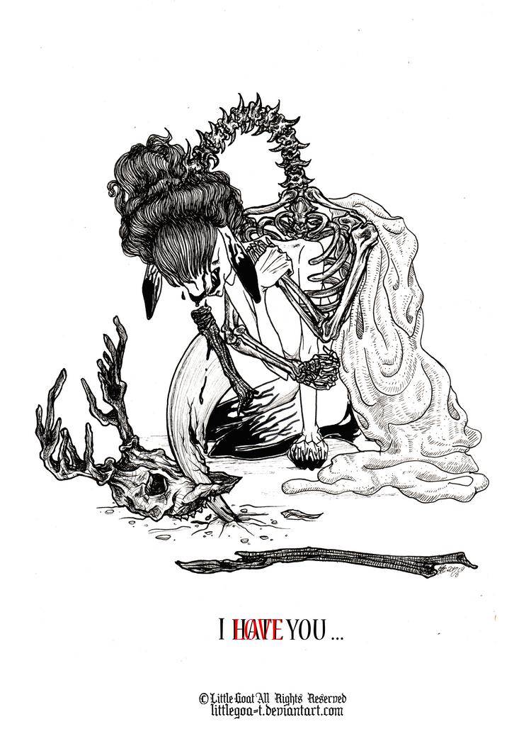 I Hate love you by LittleGoa-t