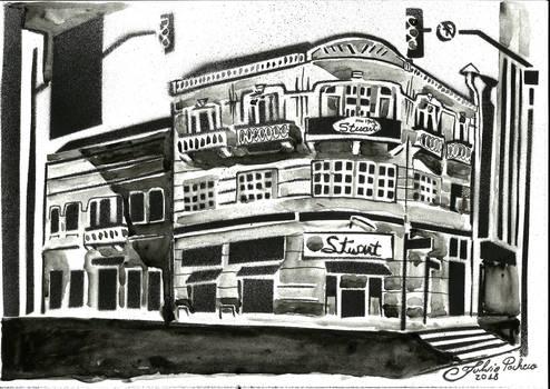 Stuart bar