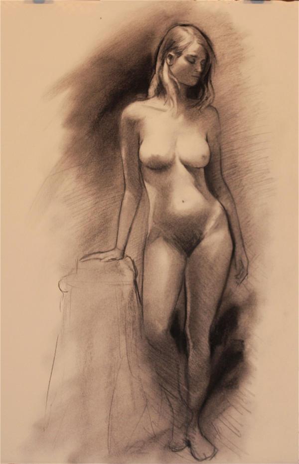 Olga---- Nov 27 2012 by humblestudent