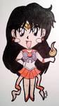 Sailor Mars Chibi