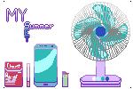 My Summer SET by Deezchana