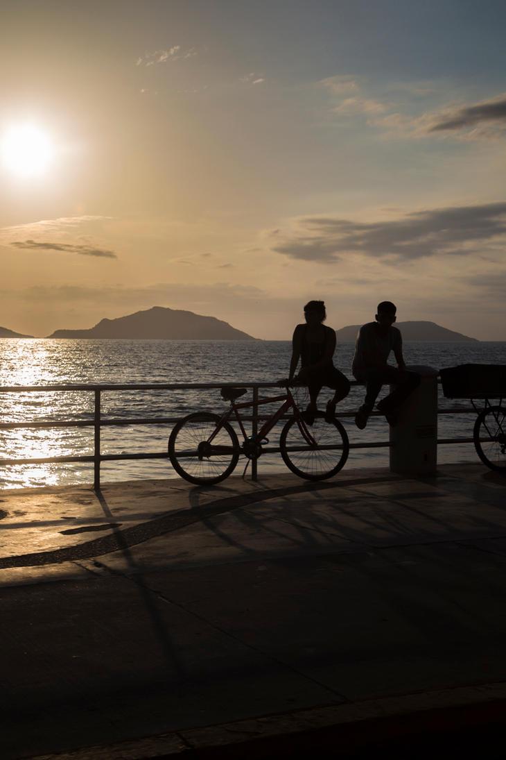Mazatlan en bici by Padx