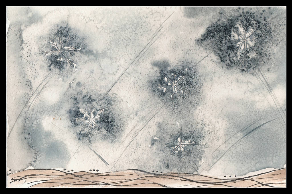 first snow by dieroteiris