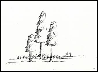 Mushrooms or Trees?