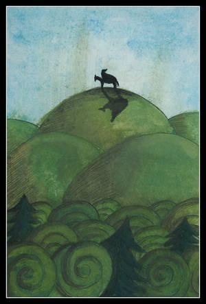 The Black Rider by dieroteiris