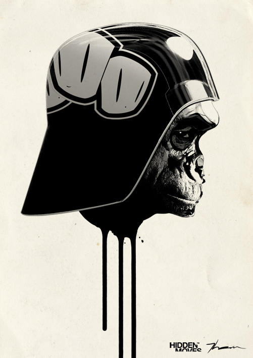 Darth Gorilla by TellThem