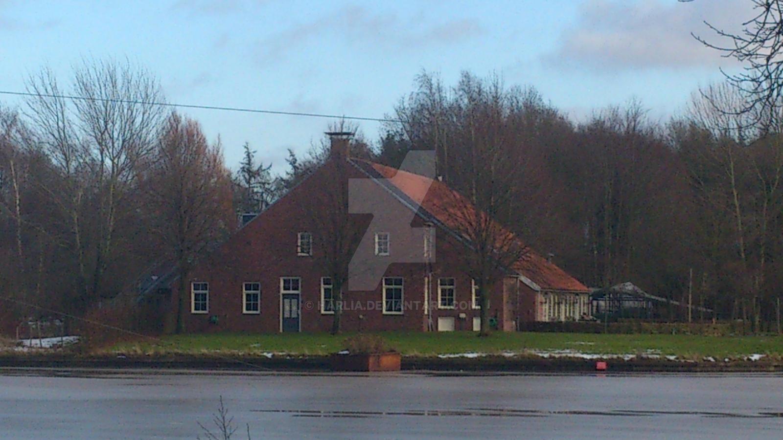 Old dutch farm house by harlia on deviantart for Farm house netherlands
