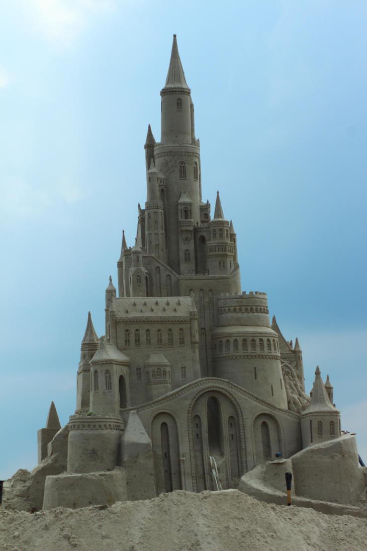 Castle by harlia