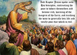Teachings of Raptor Jesus