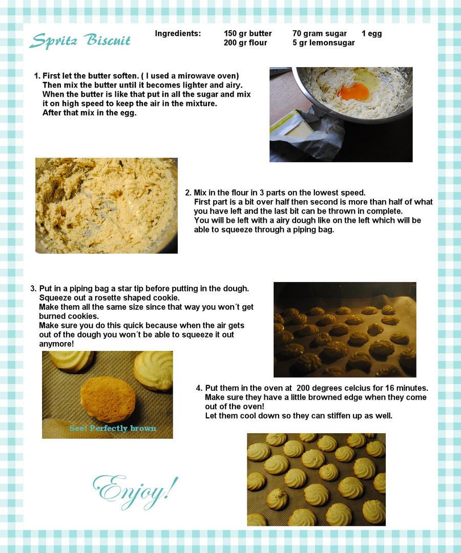 Spritz biscuit EN by xDianna