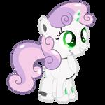 Sweetie Bot concept vector