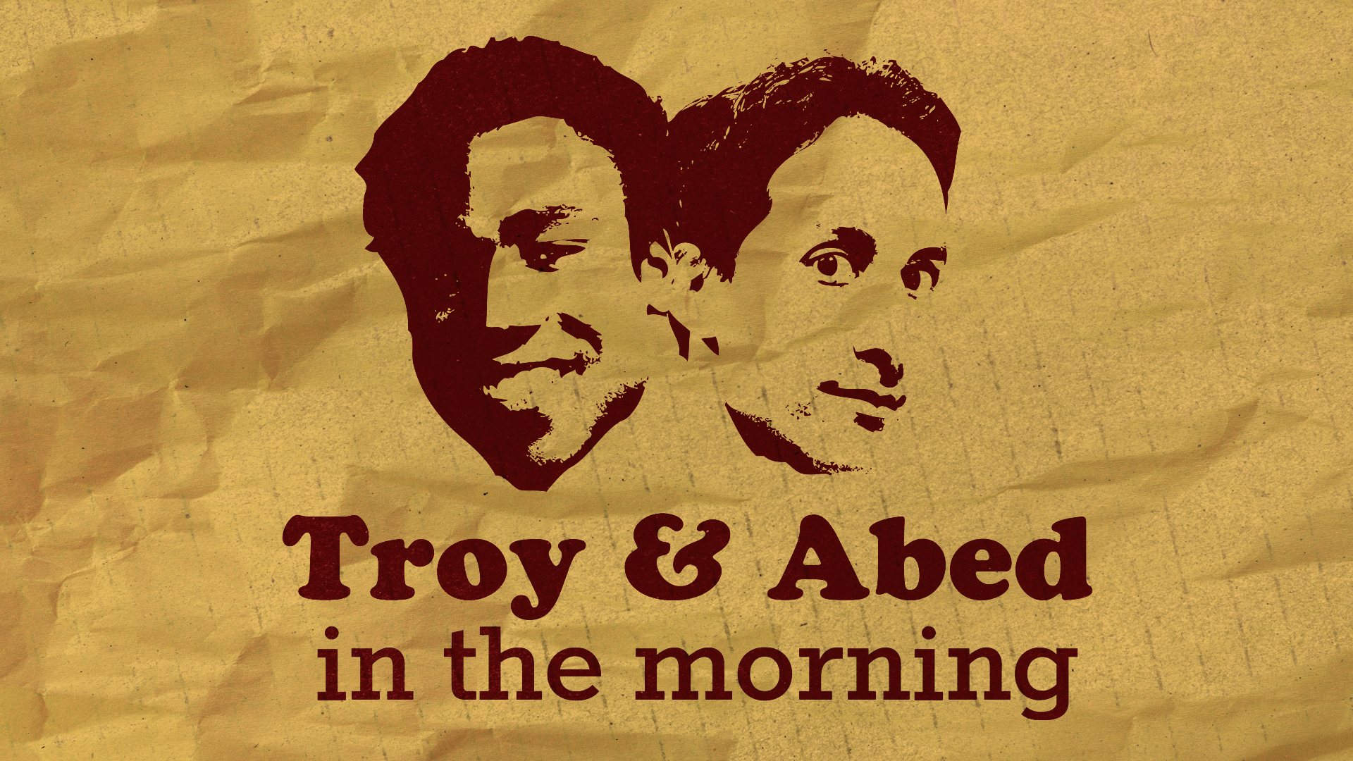 Troy and Abed in the morning by Boulinosaure on DeviantArt
