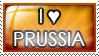 PRUSSlA Stamp by monobuni