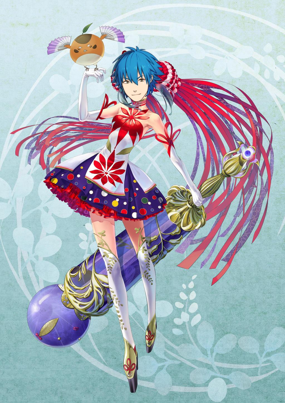 Seragaki Aoba Magical Girl by FBandCC