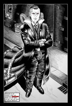 [Deus Ex] I'm a Patient Man by DuxInTenebris