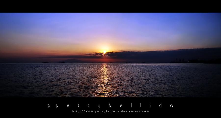 Sunset by pockylacious