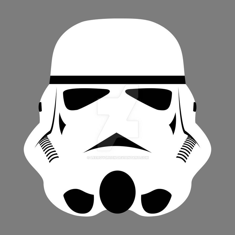 stormtrooper 1 by leeroygreen on deviantart rh leeroygreen deviantart com stormtrooper vector download stormtrooper vector helmet