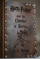 Harry Potter book 2 cover. by Photoguy42