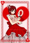 Kairi - Queen of Hearts