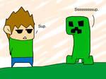 Minecraft Skit