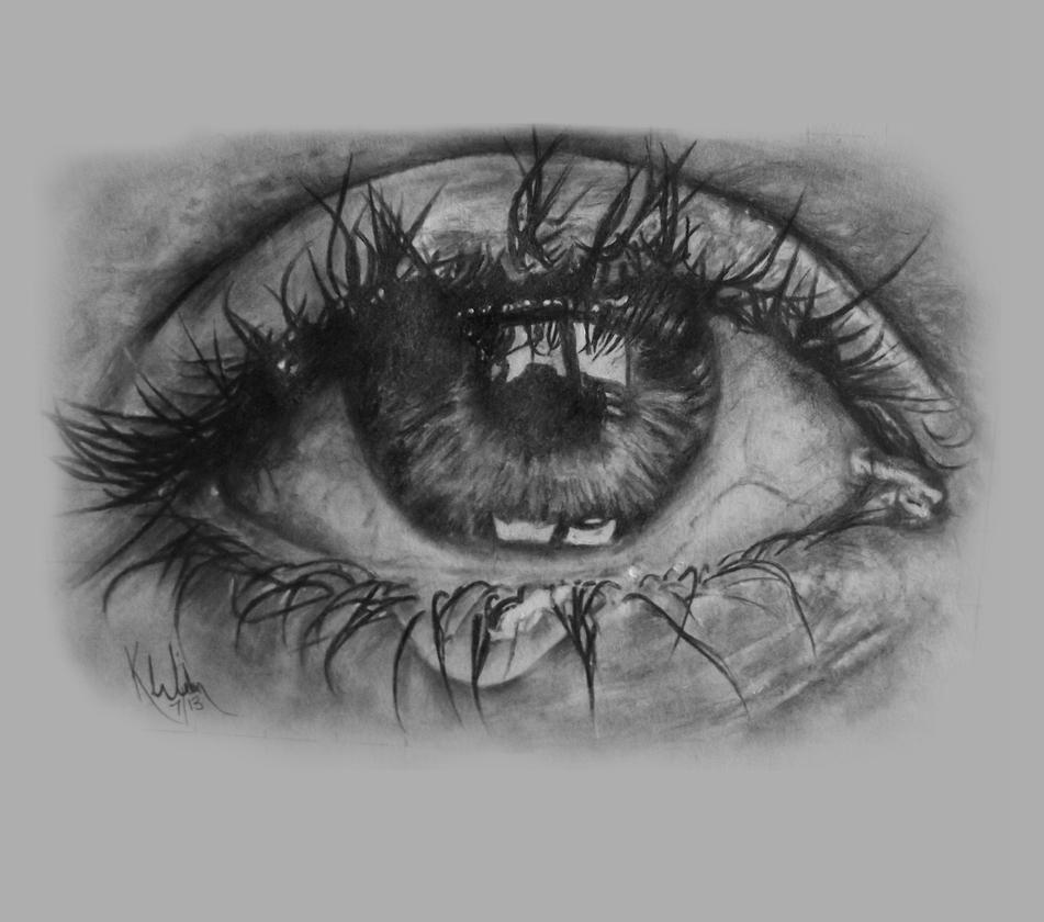 Crying Eye by SITH-Katie-UKSP on DeviantArt