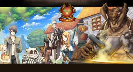 Odd Squad Guild by KayaMegumi