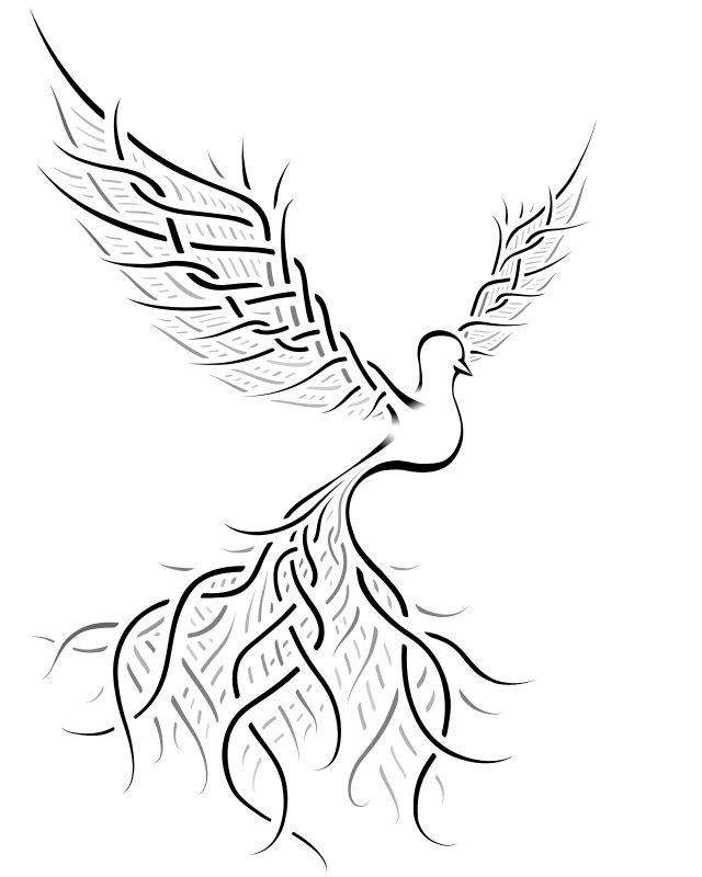 Bird Tattoos Shamrock Tattoos And: Celtic Bird By Babbyran On DeviantArt