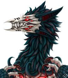 Mordeus, Lost Deity of Darkness by DEVOIDbox