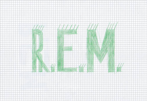 R.E.M.-Dead Letter Office Fanmade Logo (Version 1)