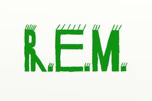 R.E.M.-Dead Letter Office Fanmade Logo (Version 2)