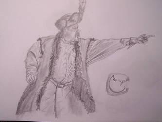 Polish Nobleman by Matteo89