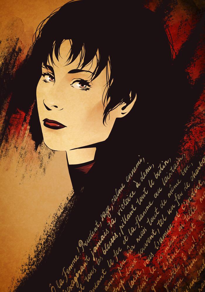 O la Femme by Kota-Stoker