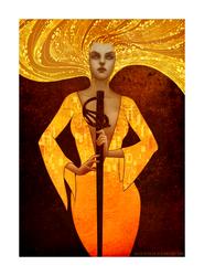 The Golden Dawn by Kota-Stoker