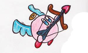 Cupid Kirby!