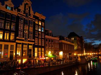 Amsterdam City Lights III
