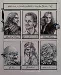 Six Characters Fanart #2