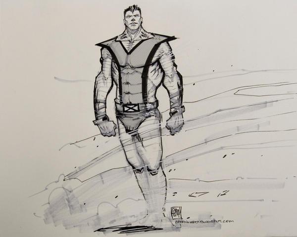 Colossus by cbernhardt