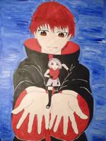 Sasori and Sakura by xx-mia-xx