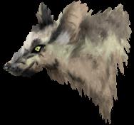 lineless canine headshot attempt... by xX-NIGHTBANEWOLF-Xx