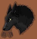 Small Canine headshot by xX-NIGHTBANEWOLF-Xx