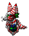 Special-Christmas Peppermint by xX-NIGHTBANEWOLF-Xx