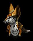Fox Design Adoptable Custom for Someone by xX-NIGHTBANEWOLF-Xx